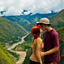 Romance en el tour Inca Jungle Trail